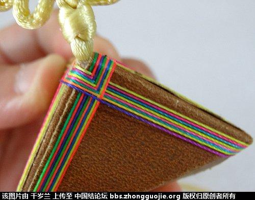 中国结论坛 端午彩色粽子简单教程  图文教程区 183628mtfsoktlt046cmm8