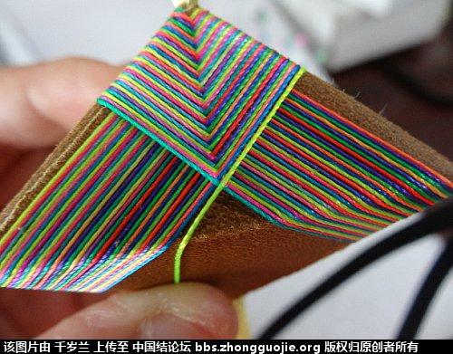 中国结论坛 端午彩色粽子简单教程  图文教程区 183642b4b9n9dxxe86nxbh