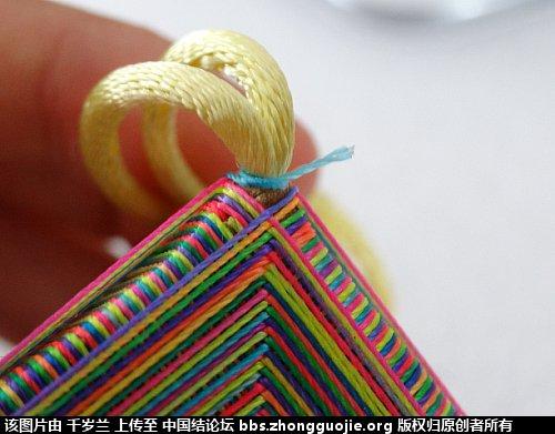 中国结论坛 端午彩色粽子简单教程  图文教程区 183655fpfspshfwr0fgsxh