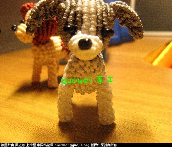 中国结论坛 【Toy Kingdom】教程篇  立体绳结教程与交流区 162904uzsoxhm4sto4u2zx