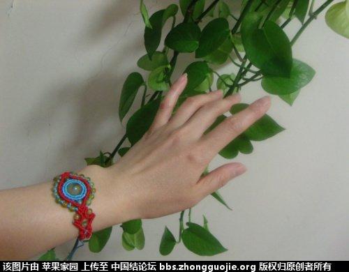 中国结论坛 苹果家园作品集二《手链  项链》 作品集,苹果,项链 作品展示 115247z8og130iavivzvh8