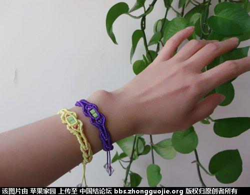 中国结论坛 苹果家园作品集二《手链  项链》 作品集,苹果,项链 作品展示 115249b5n8zzooprb33r1p