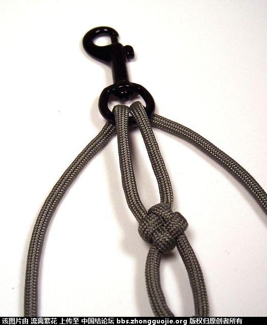 中国结论坛 刀绳 钥匙链的个性绳结 个性,钥匙 作品展示 195246peibp743p8vy8k13