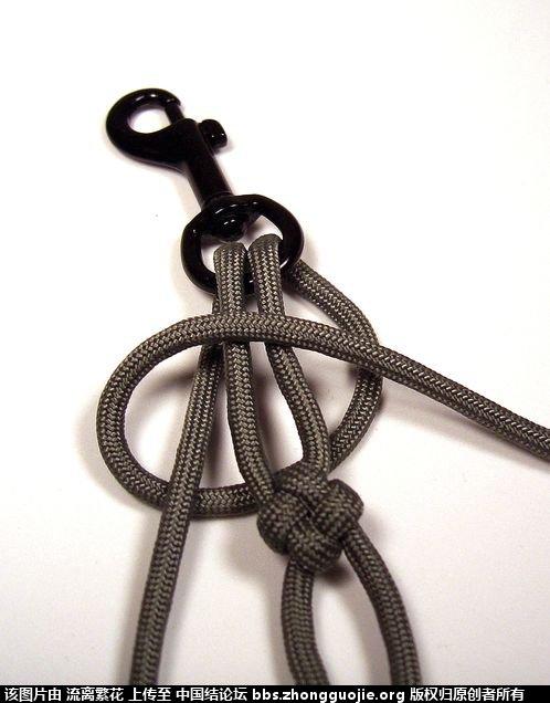 中国结论坛 刀绳 钥匙链的个性绳结 个性,钥匙 作品展示 1952487qpn29veqxrqrqrt