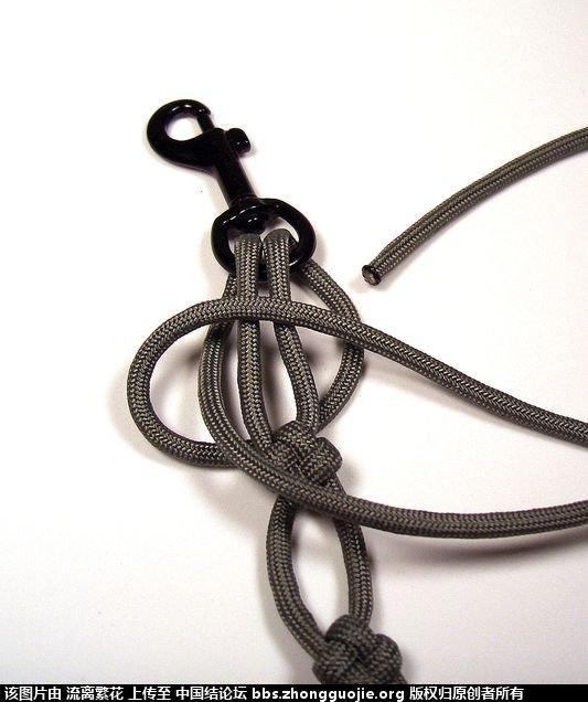 中国结论坛 刀绳 钥匙链的个性绳结 个性,钥匙 作品展示 195250sqsbhq4ewevq49v4