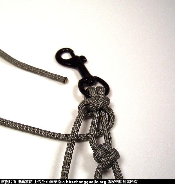 中国结论坛 刀绳 钥匙链的个性绳结 个性,钥匙 作品展示 195251r7arhonocg97nz8a