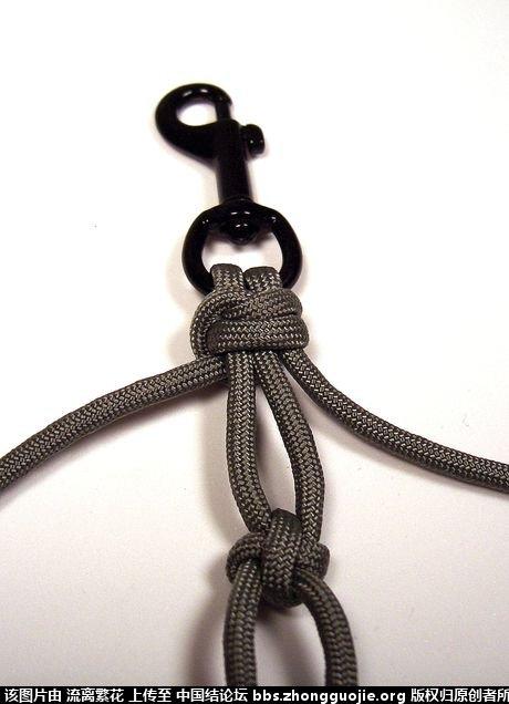 中国结论坛 刀绳 钥匙链的个性绳结 个性,钥匙 作品展示 19525328smtphf8zt0pb00