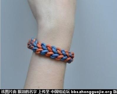 中国结论坛 简单的皮手链 皮手链,网站 图文教程区 220624z6p6ke966kgwej64