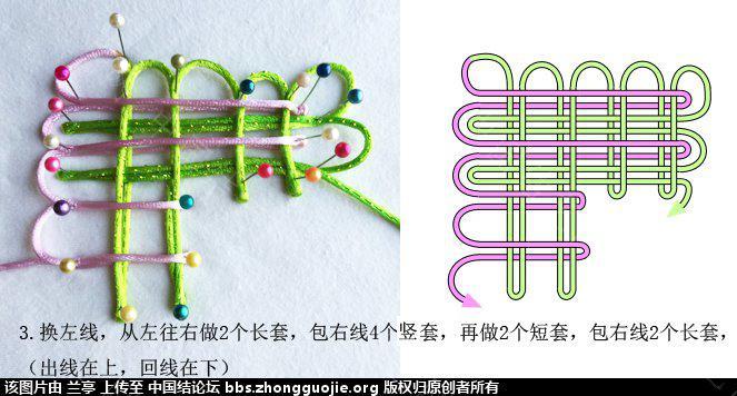 中国结论坛 盘长进出线规范举例--盘长磬结  兰亭结艺 1304599aajallawf93fclr