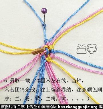 中国结论坛 六瓣花柱 包饰  兰亭结艺 1727477atw5lzn7wkate07