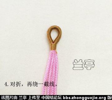 中国结论坛 六瓣花柱 包饰  兰亭结艺 172747anq5raaphapo5v5a
