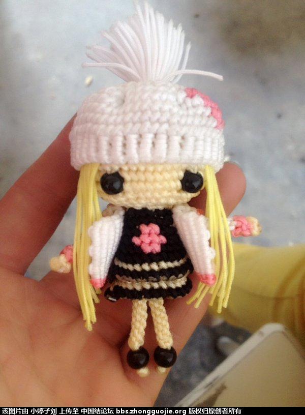 中国结论坛 带帽子的大头娃娃  立体绳结教程与交流区 1238418rqpmzopoqo8ttqt