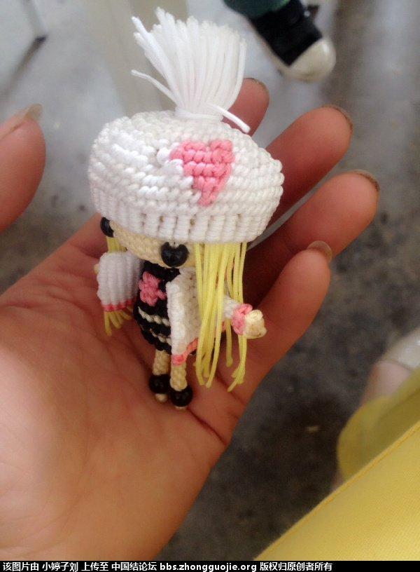 中国结论坛 带帽子的大头娃娃  立体绳结教程与交流区 123844e2sdzj70shn0ephk