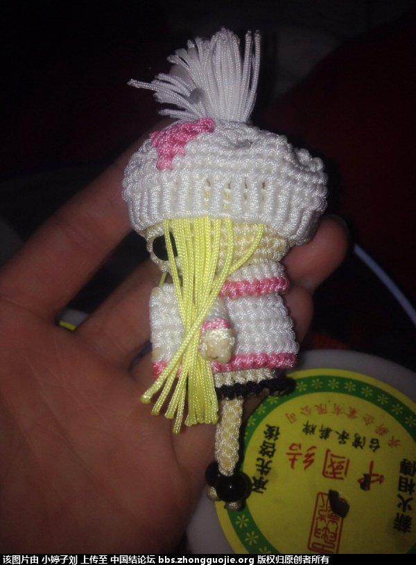 中国结论坛 带帽子的大头娃娃  立体绳结教程与交流区 123930gimsn9wwqpnziq6n