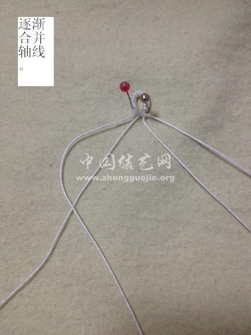 中国结论坛 天使的翅膀手链(补充文字说明) 天使 图文教程区 110541lgqpvzpfegjdimpi