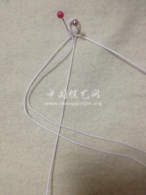 中国结论坛 天使的翅膀手链(补充文字说明) 天使 图文教程区 110542g6hg62njgu1pnssg