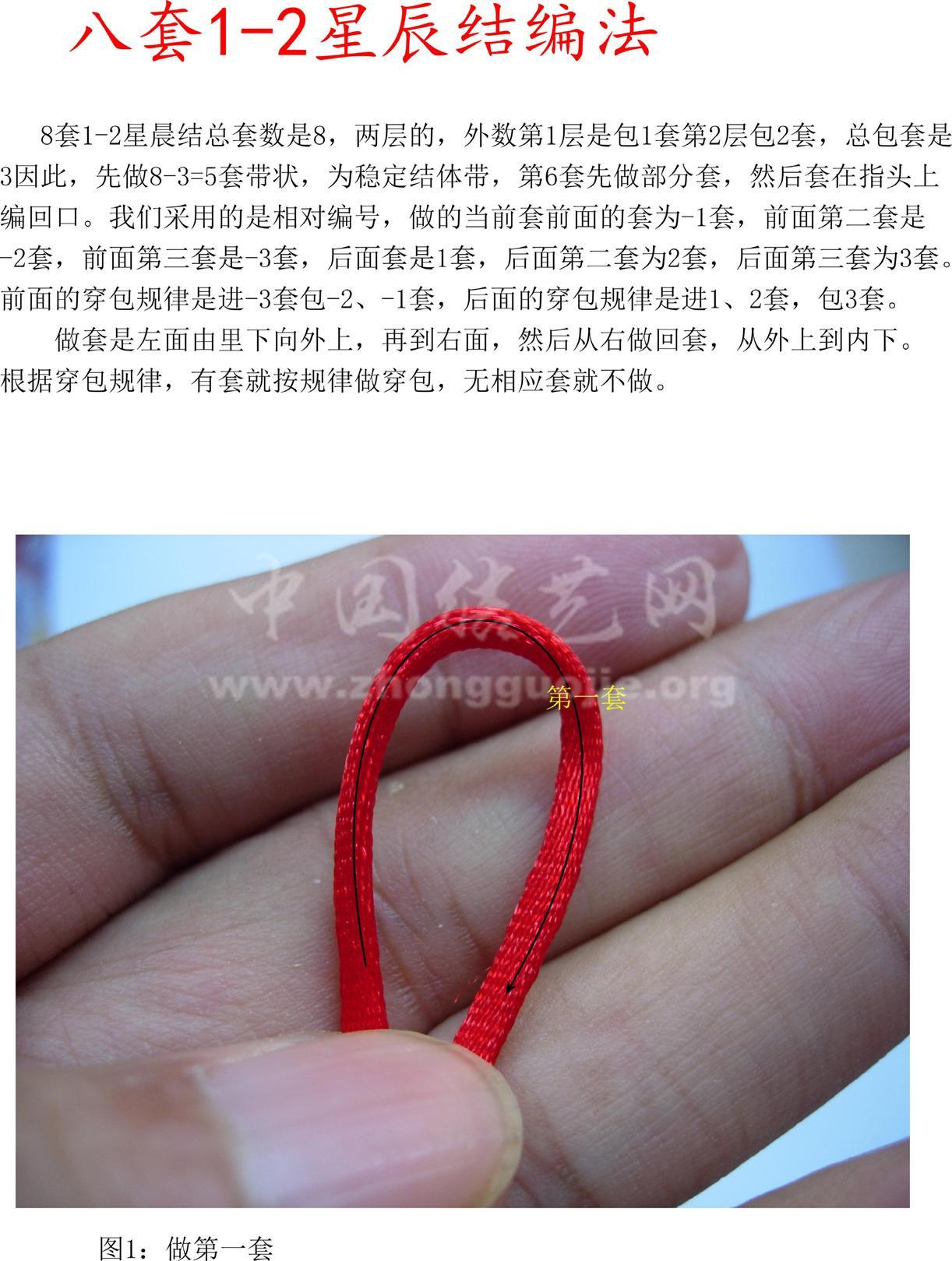 中国结论坛 8套1-2星辰结徒手编结过程  丑丑徒手编结 123507y8xoo3ay8moaogo6