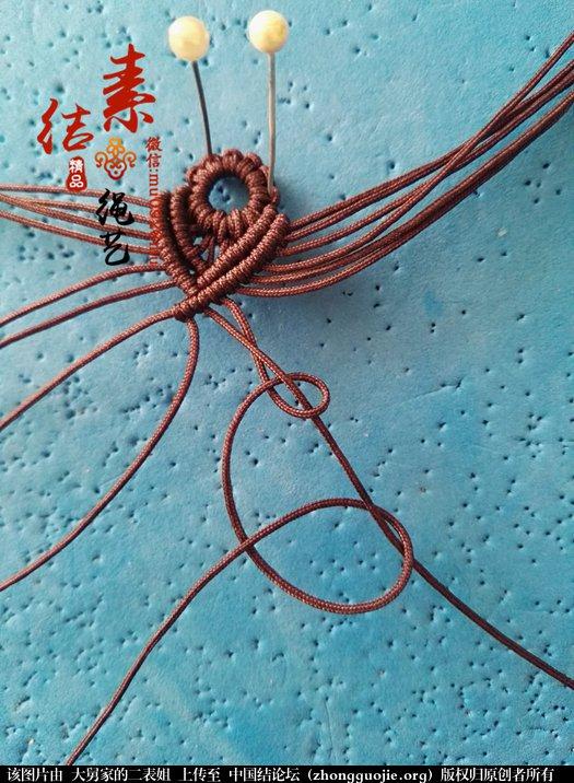 中国结论坛 多彩手绳  图文教程区 154657kl7491a1a4jbjw44