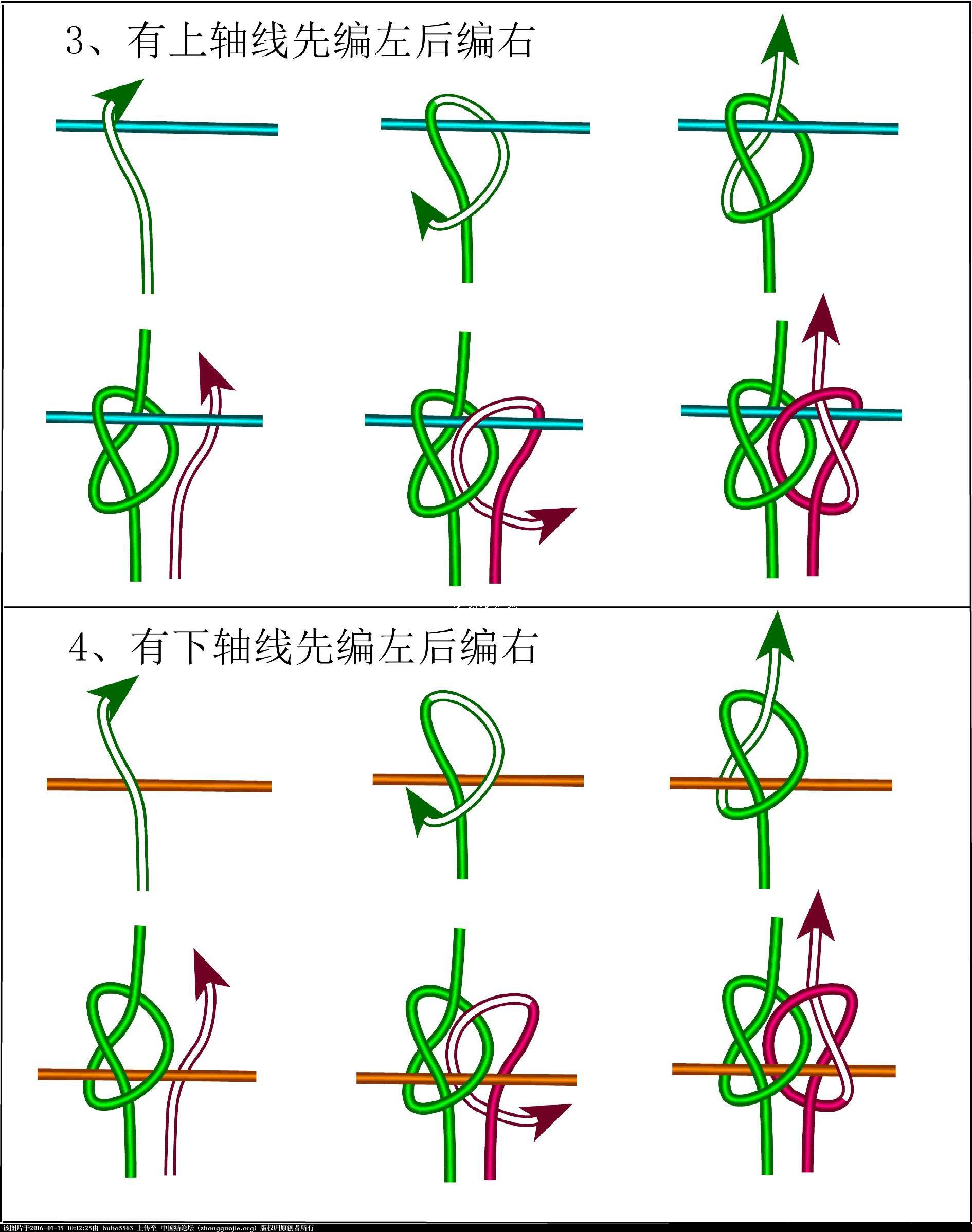 中国结论坛 穿轴同心结 同心 冰花结(华瑶结)的教程与讨论区 100829ldwqwd75f53ydktq