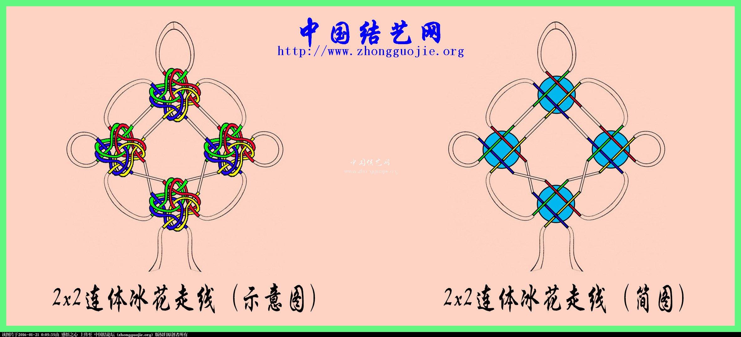中国结论坛   冰花结(华瑶结)的教程与讨论区 000314gk024h4860486880