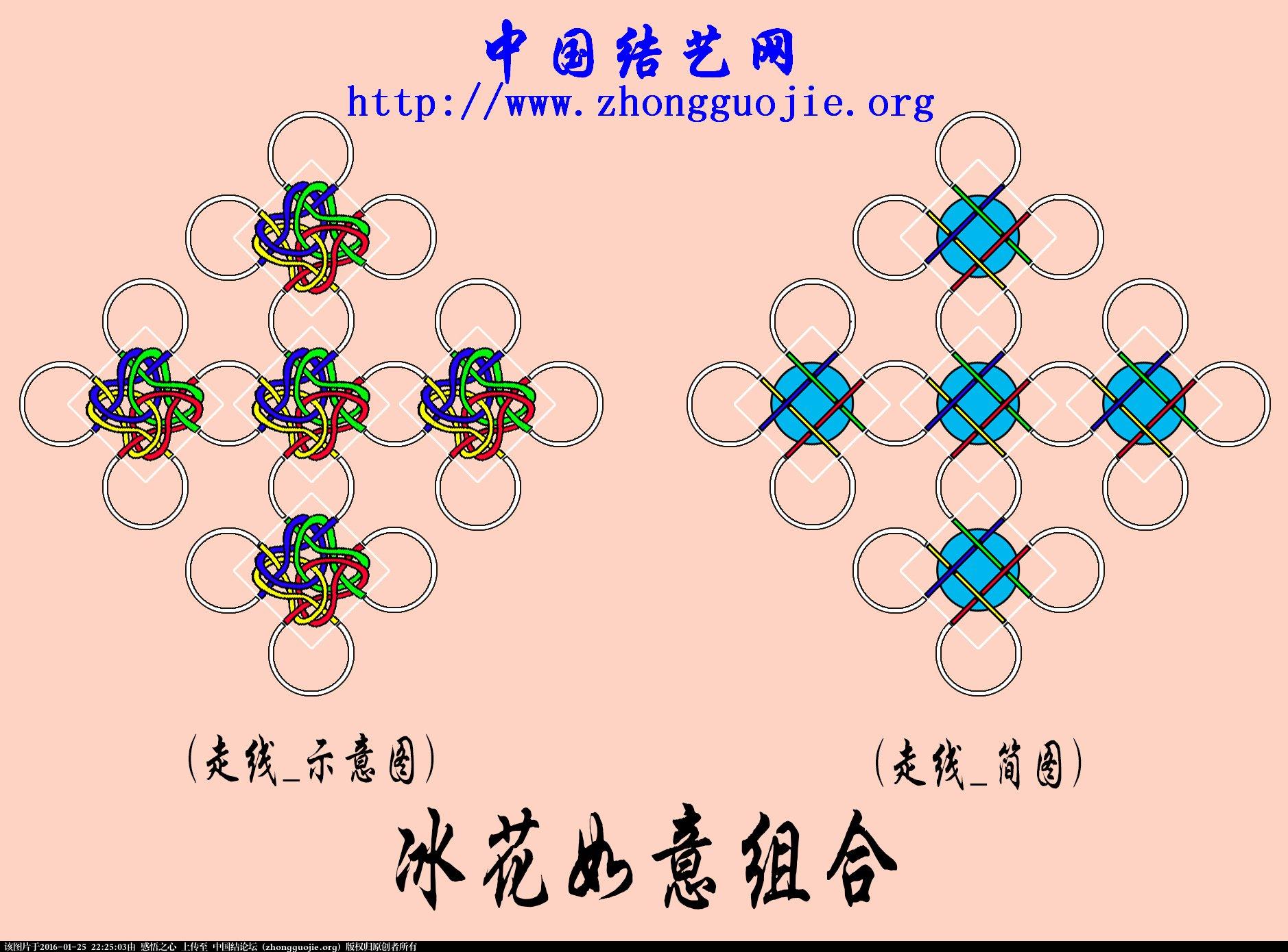中国结论坛   冰花结(华瑶结)的教程与讨论区 222301d5u5vxzuf4nlxsf7