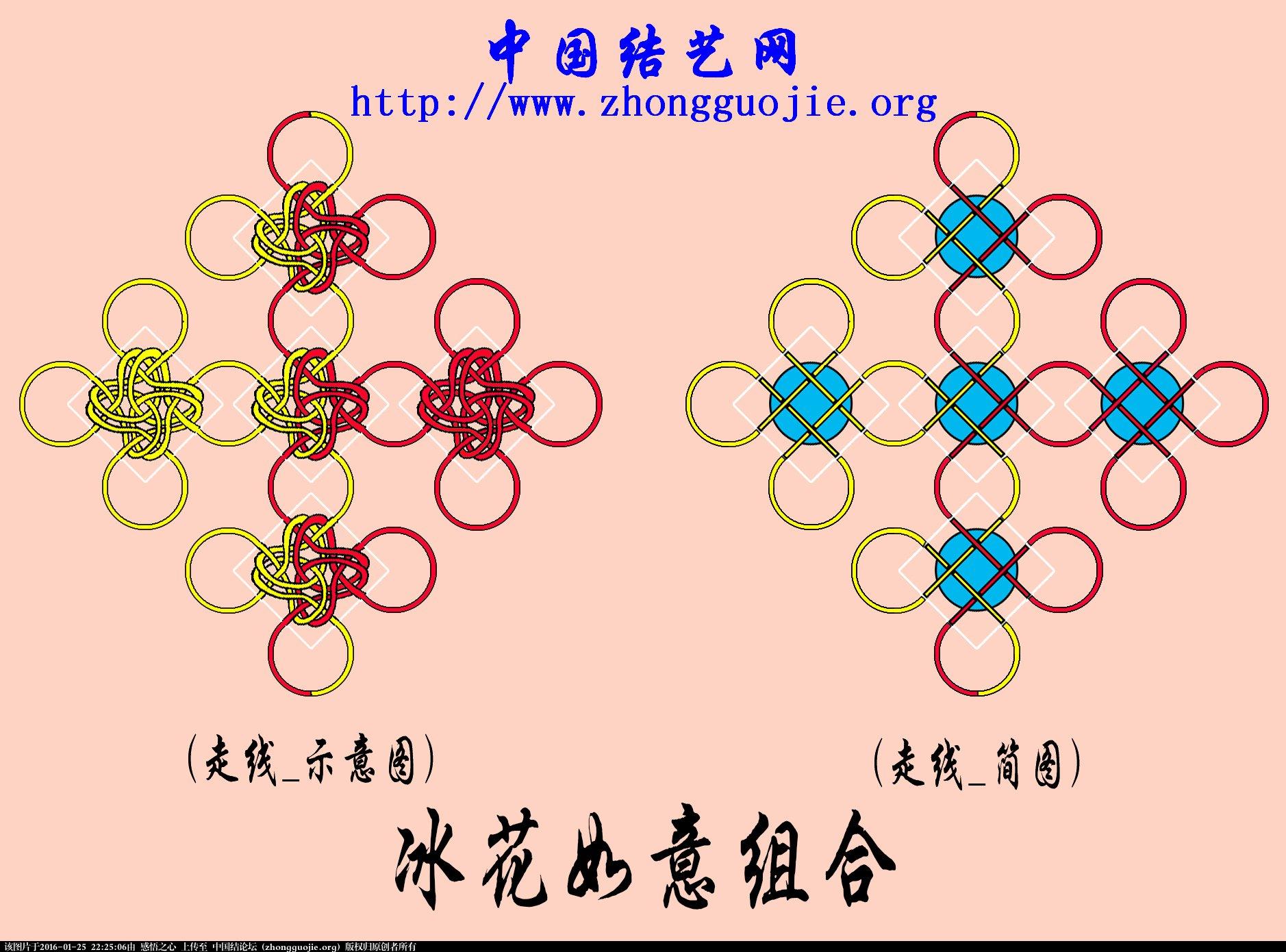 中国结论坛   冰花结(华瑶结)的教程与讨论区 222326kx3ke4x6e33ln5ey