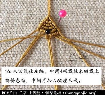 中国结论坛 过年给小孩编条小鱼手链吧(年年有余)  兰亭结艺 082349n48as8bspwds1wrs
