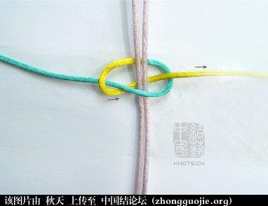 中国结论坛 平结 初级达标 基本结-新手入门必看 103206r17q77gmcg1bhbhv