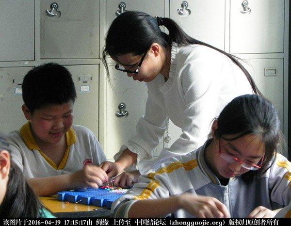 中国结论坛 非遗传承结硕果--记第一册第一期师资传习班毕业的学员  中国结文化 165812o1nn45438q3b7fq7