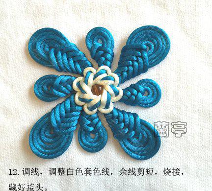 中国结论坛 琵琶团锦组合结  兰亭结艺 180051sqth3nen5s3tteta
