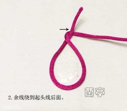 中国结论坛 琵琶团锦组合结  兰亭结艺 180143clqadqjga3g8j7qw