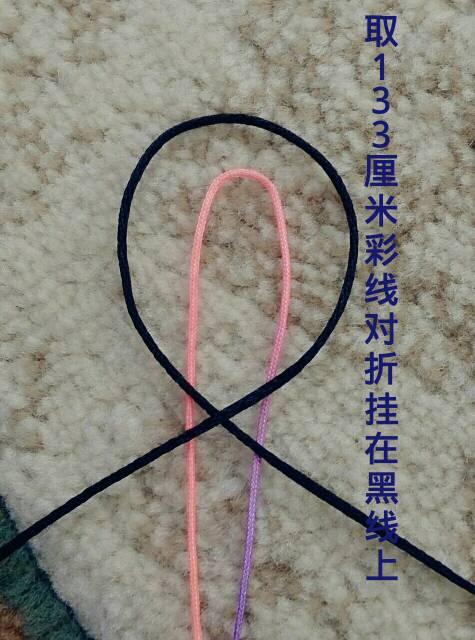 中国结论坛 端午彩色手绳  图文教程区 162113kgd5lrpal8gbalea