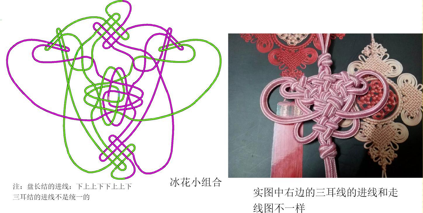 中国结论坛   冰花结(华瑶结)的教程与讨论区 001343ld8mkd3u261rkztz