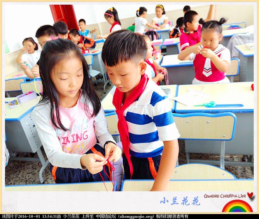 中国结论坛 我的9月份中国结教学 中国,教学 结艺网各地联谊会 134257d6d9t2uuzggrmooo