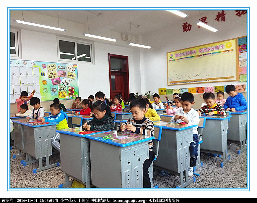 中国结论坛 我的10月份中国结教学活动汇报 可爱的孩子,酢酱草,中国,教学,课程 结艺网各地联谊会 213907nb5bjjm0whs4jdee