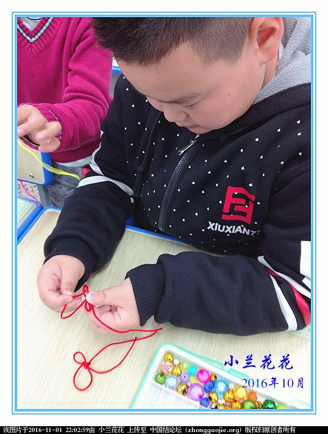 中国结论坛 我的10月份中国结教学活动汇报 可爱的孩子,酢酱草,中国,教学,课程 结艺网各地联谊会 215142ouqffkkb7kr17x71