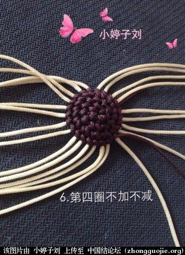 中国结论坛 《原创作品》香菇  立体绳结教程与交流区 212456egtgsgls5tnrazru