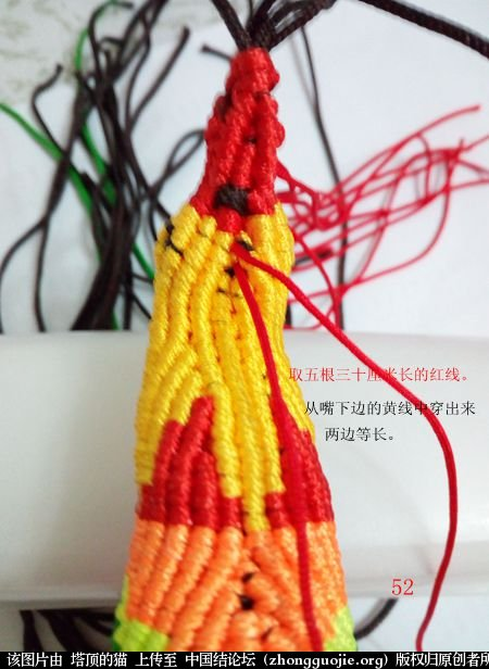 中国结论坛 宝鸡报晓希望 做广告,宝鸡 立体绳结教程与交流区 231046rptc0gf9escf099v
