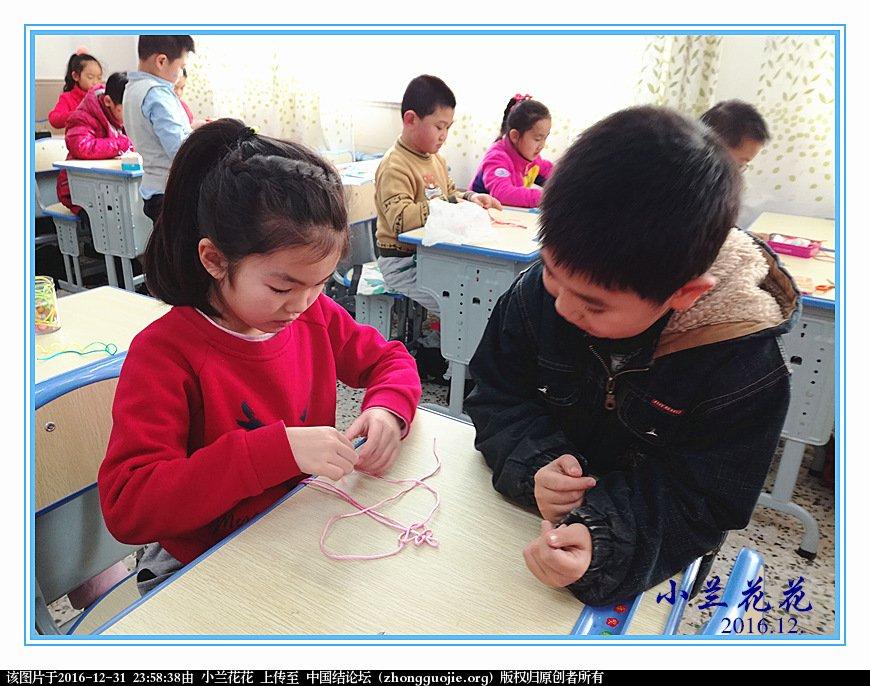 中国结论坛 我的12月份中国结教学活动汇报 中国,教学 结艺网各地联谊会 235513lc02zzsotkc3j3ph