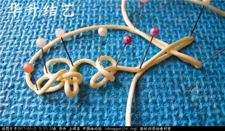 中国结论坛 一款团锦蝴蝶的实拍教程 蝴蝶 图文教程区 095635z8z2l6wp2pfunl2l