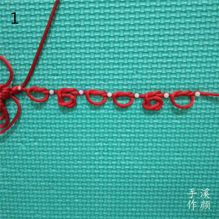 中国结论坛 6乘6套色冰花3教程  冰花结(华瑶结)的教程与讨论区 130531nkrx1lk034yxx34l