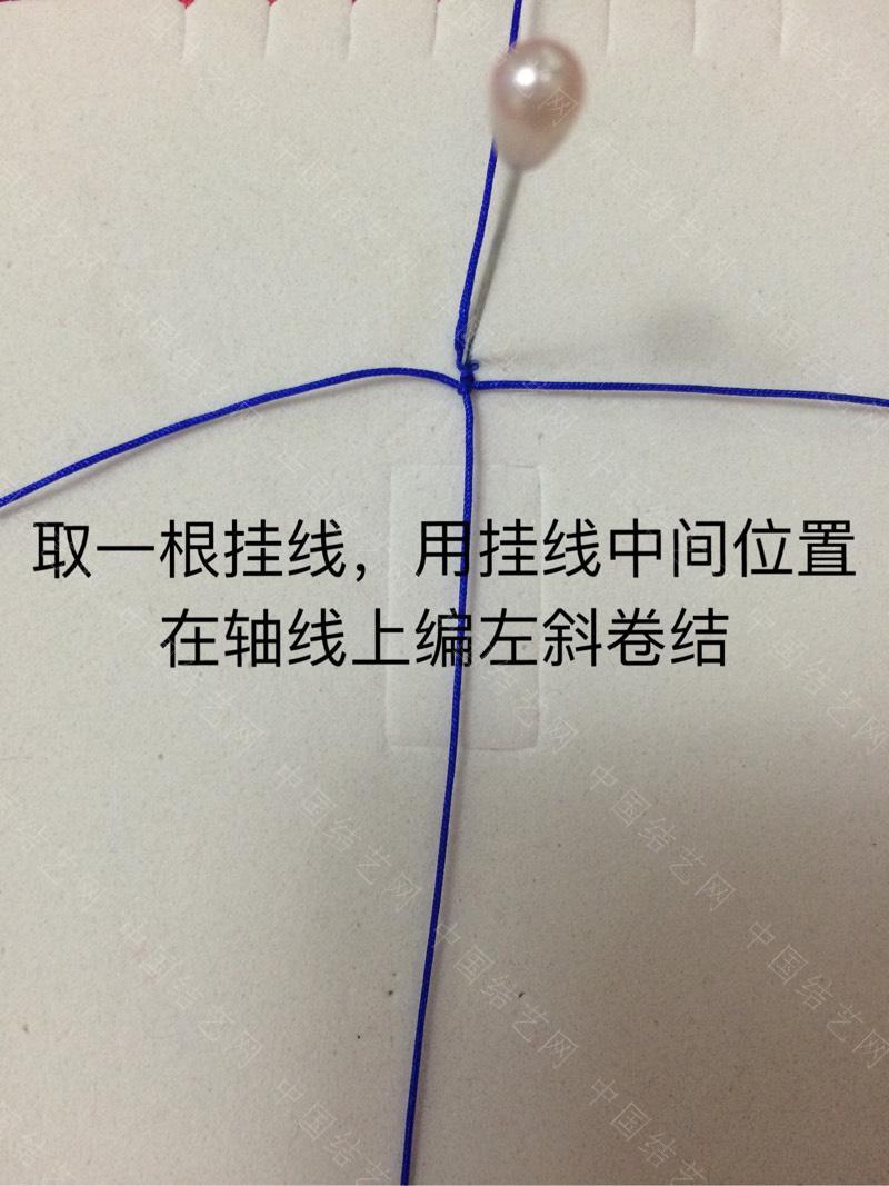 中国结论坛 迷你莲花教程  立体绳结教程与交流区 220741cqxhfqdo679fk6rv