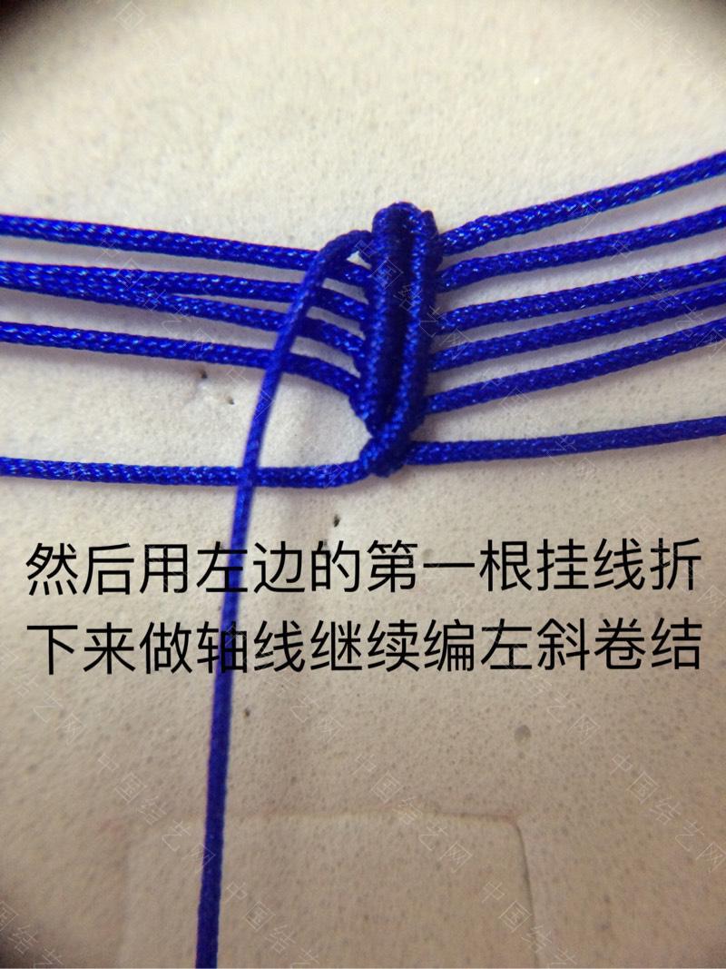 中国结论坛 迷你莲花教程  立体绳结教程与交流区 220743t0xtipnxct9tdlkl
