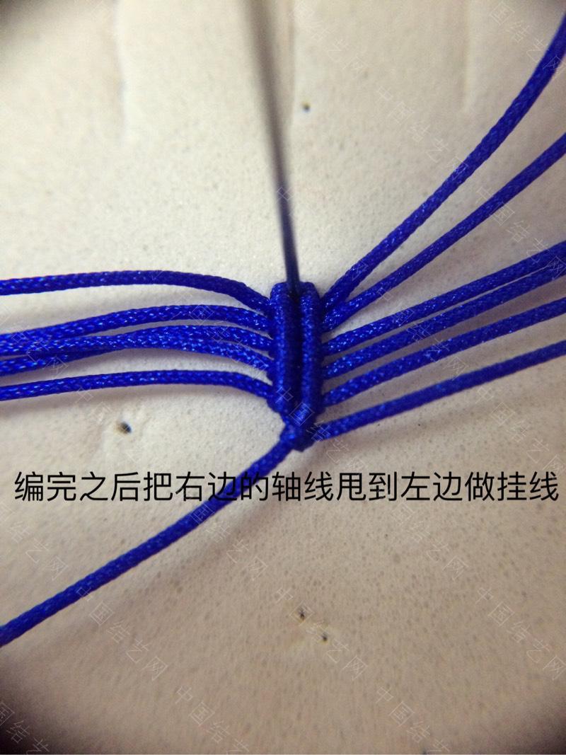 中国结论坛 迷你莲花教程  立体绳结教程与交流区 220743zrs49ragfrmgfmaa