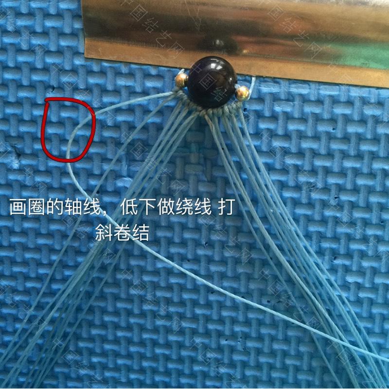 中国结论坛 复古项链教程  图文教程区 205843c9nx9q5xuw596tuv