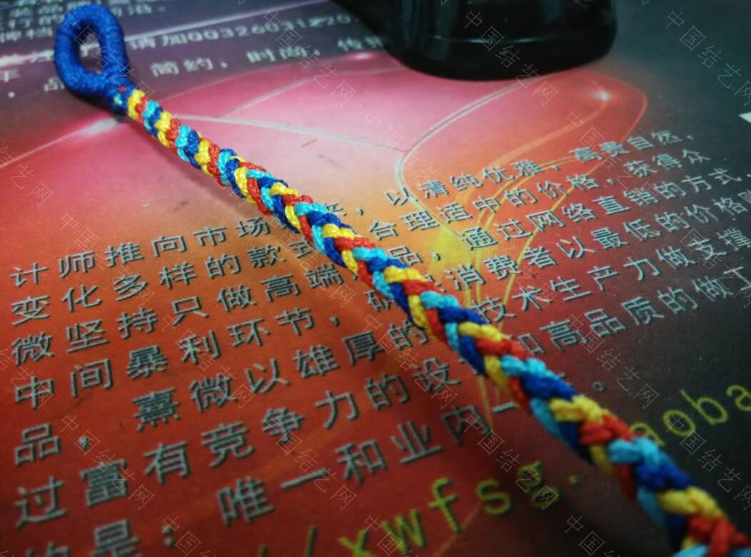 中国结论坛 8股圆辫  作品展示 090029f1dk2sjuo00mmrod