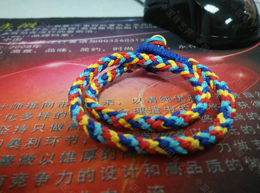 中国结论坛 8股圆辫  作品展示 090029mx6ybntju989w1lx