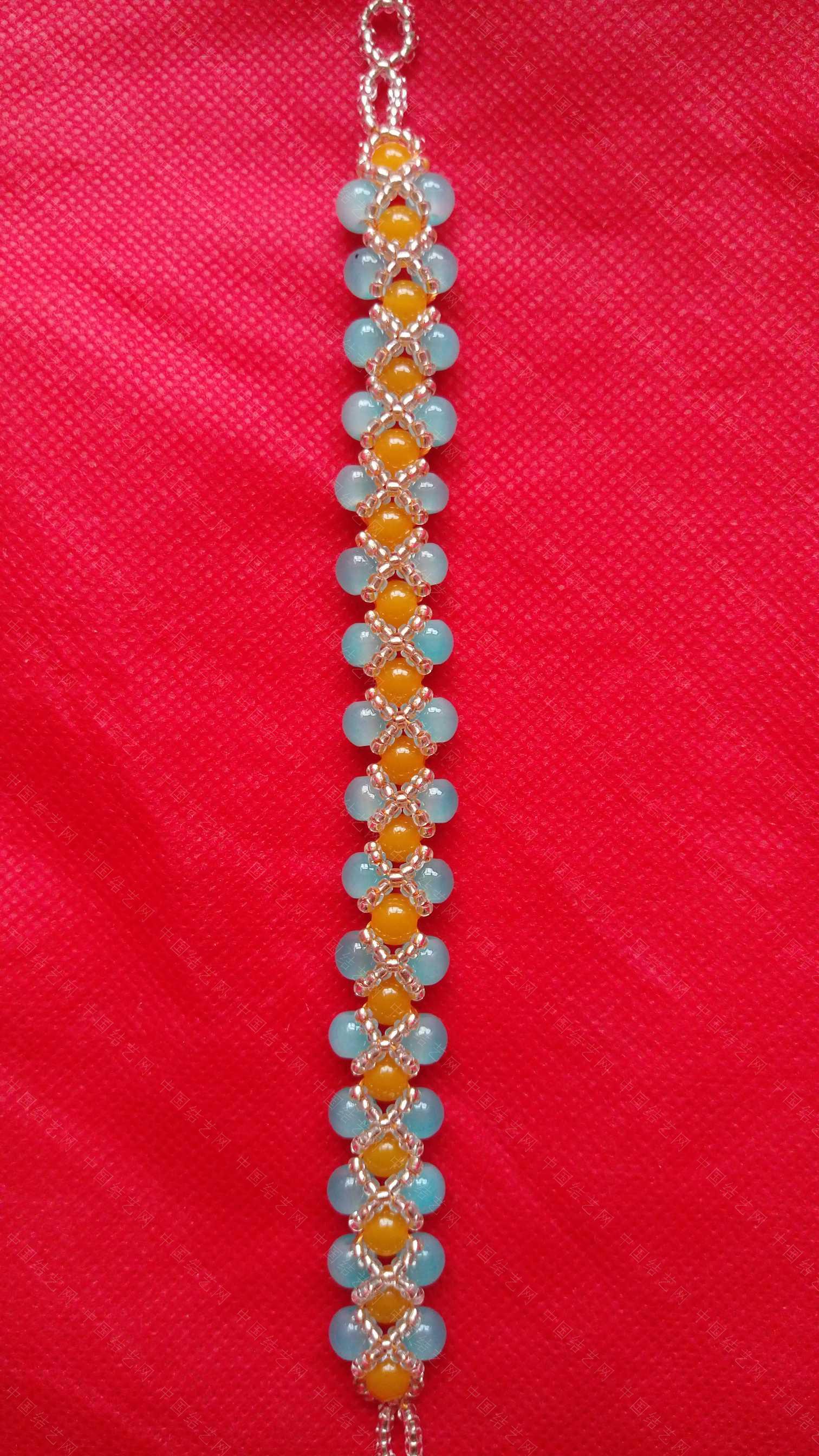 中国结论坛 米珠手链  作品展示 184259k0anrncdv2jv0u00