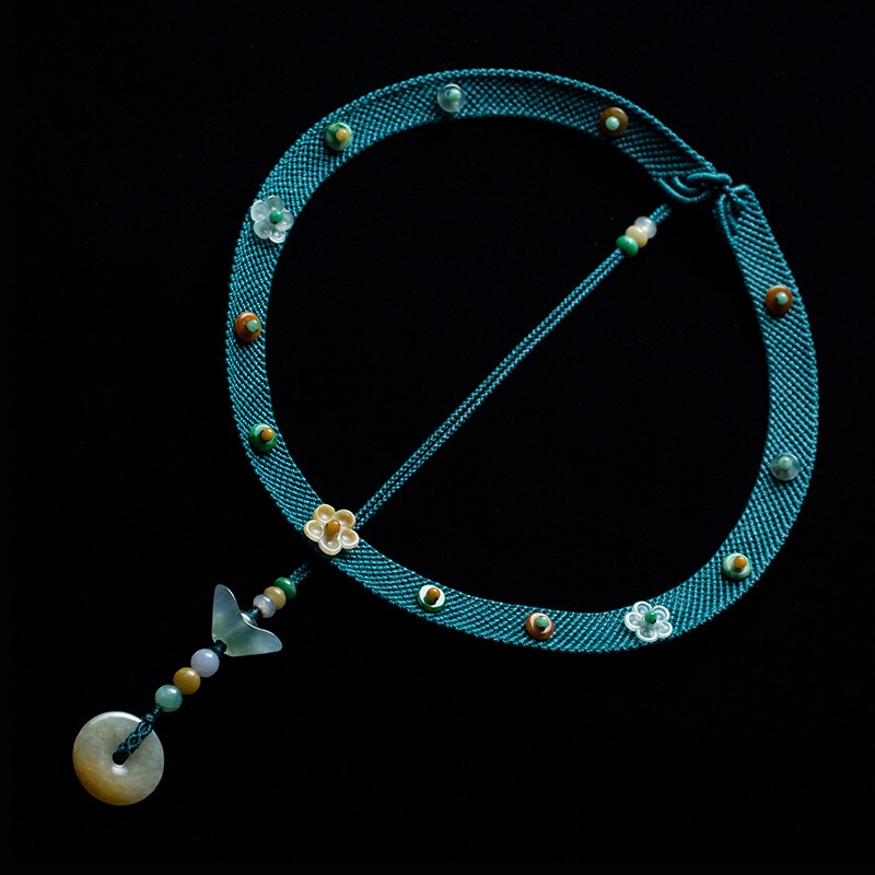 中国结论坛 【简】——项圈  作品展示 181803eazjjgv2ha49xat9