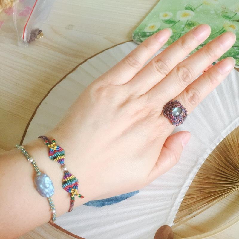 中国结论坛 戒指耳环  作品展示 165037ltu4vn11e6u66un4